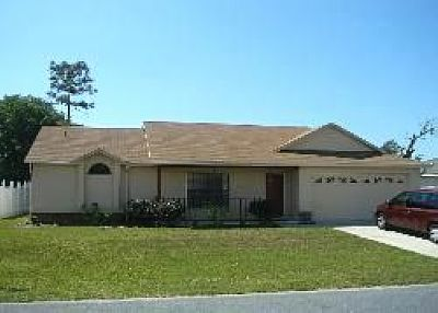 Villa in USA, Kissimmee: Front View