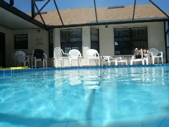 Villa in USA, Orlando Disney: Private Heated Swimming Pool