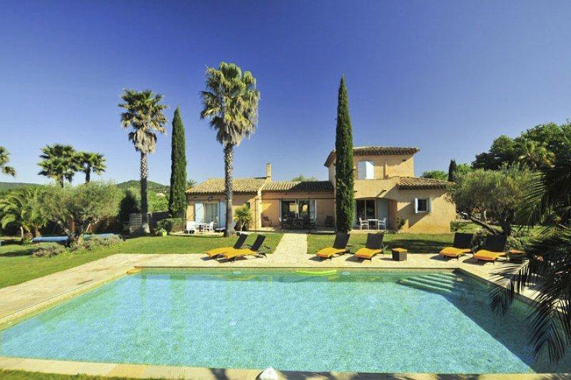 Villa in France, Ramatuelle