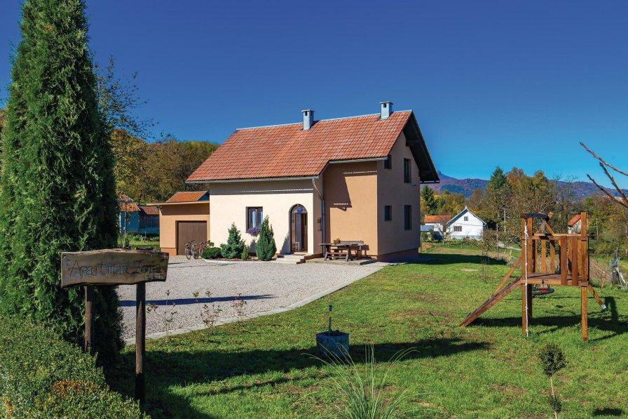 Villa in Croatia, Otok Oštarijski