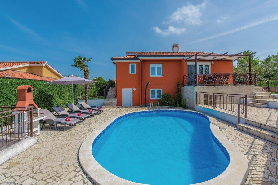 Villa in Croatia, Montižana - Montisana