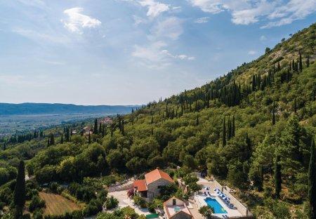 Villa in Lovorno, Croatia