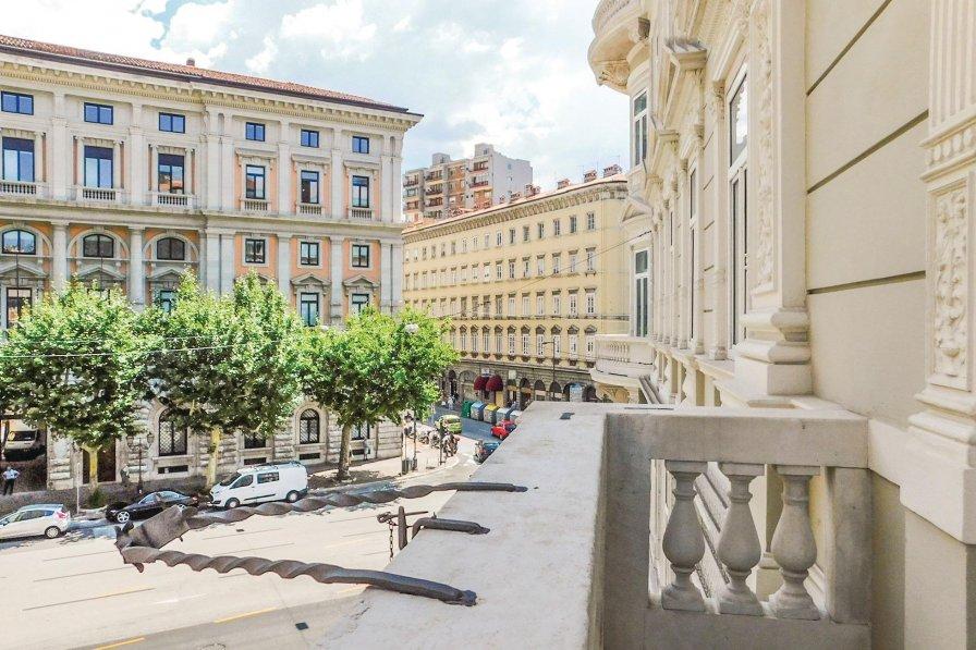 Apartment in Italy, Trieste
