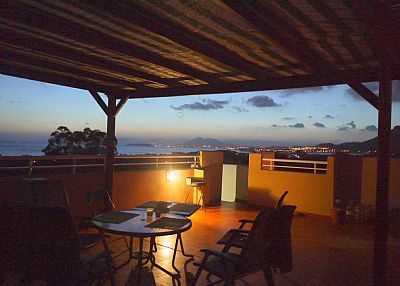 Apartment in Spain, La Azohia: Roof Terrace
