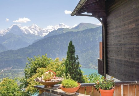 Studio Apartment in Beatenberg, Switzerland