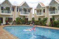 Villa in Mauritius, Flic en Flac Beach: Sandycove Pool