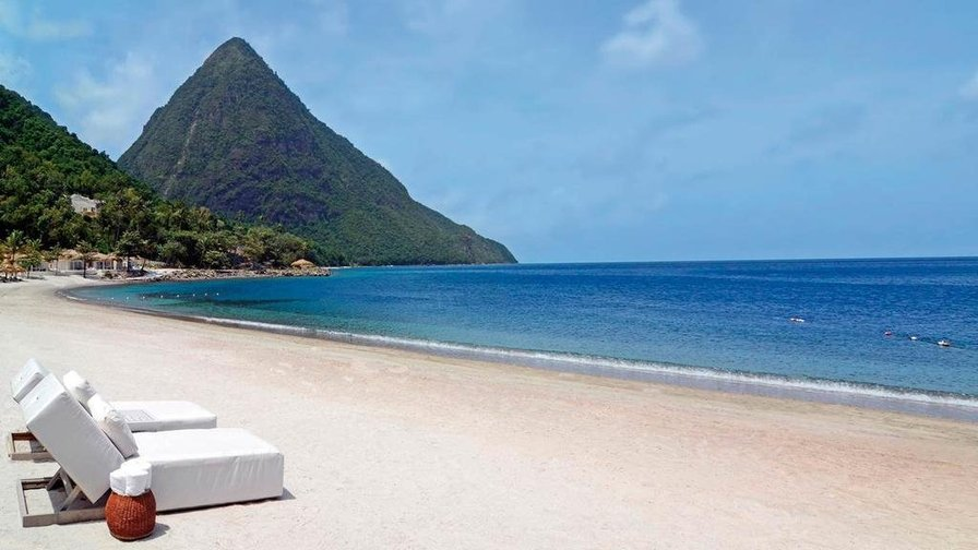 Apartment in Saint Lucia, Soufriere