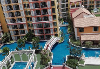 1 bedroom Apartment for rent in Pattaya