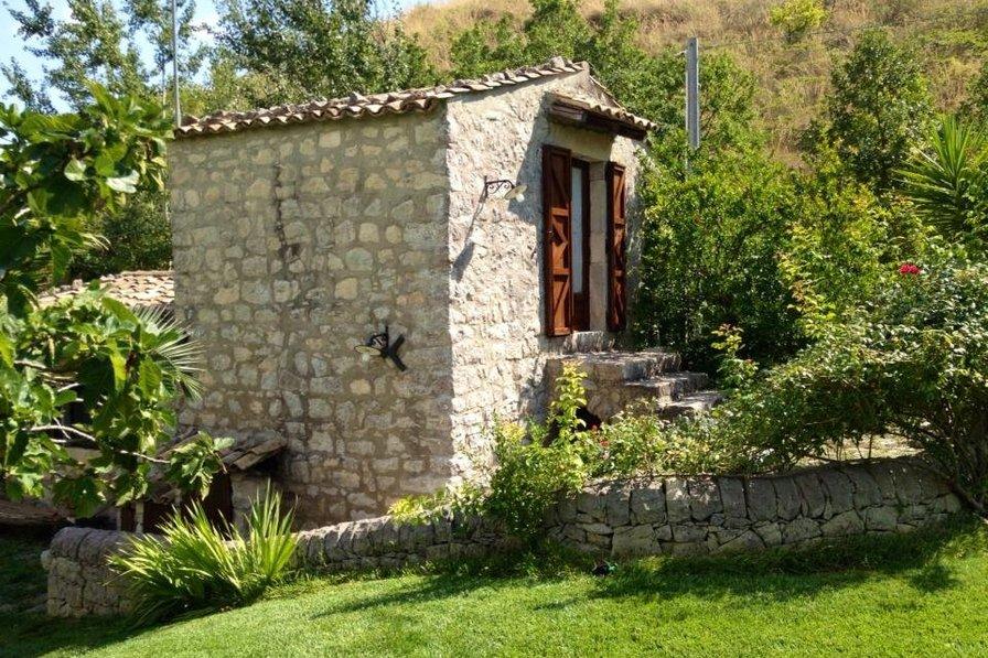 Cottage in Italy, Giarratana