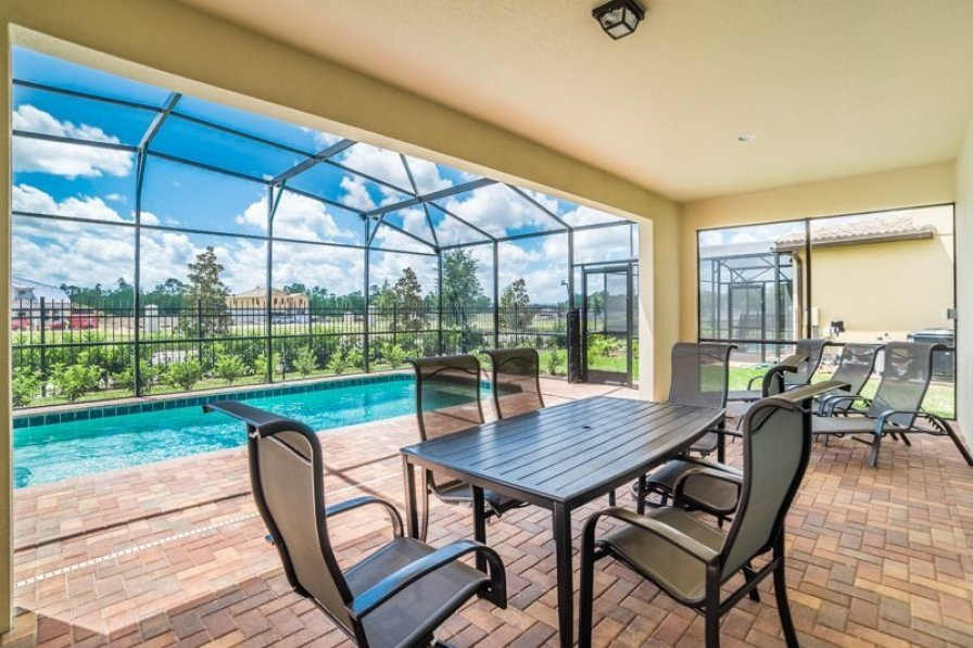 """Owners abroad Villa 2111 """"10 mins from Disney World"""""""