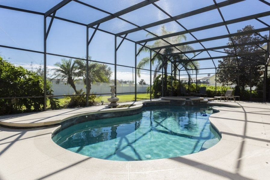 Villa To Rent In Kissimmee Florida With Swimming Pool