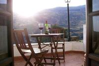 Apartment in Spain, Bubion: terrace