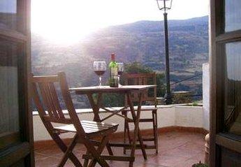 Apartment in Spain, Bubion: terrace