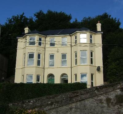 House in Ireland, Youghal: Fantastic Victorian Townhouse