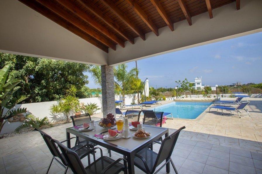Protaras Holiday Villa Greco's Grove