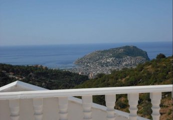 4 bedroom Villa for rent in Alanya