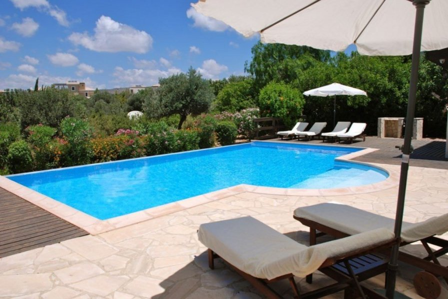 """Villa Aidos with Infinity Edged Private Pool"""