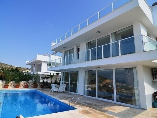 Villa with private pool in Kalkan