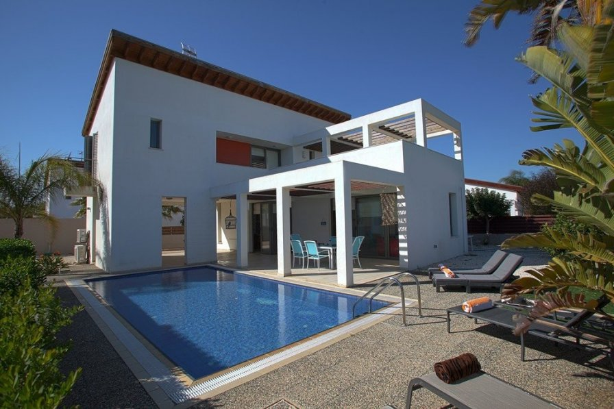 "Villa Napa Pearl ""5 minutes from Nissi beach"""