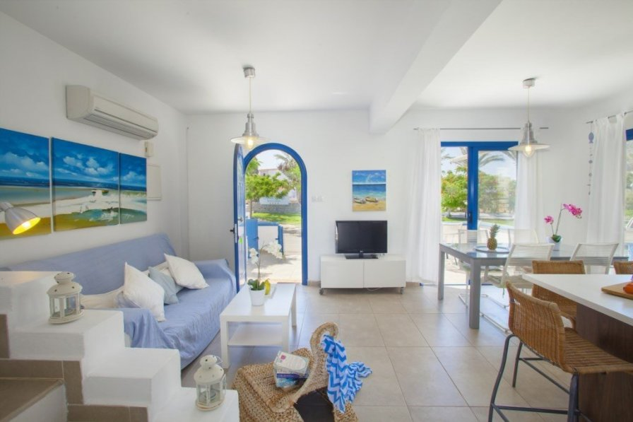 Protaras Holiday Villa Nicol 4, Close to Fig Tree Bay