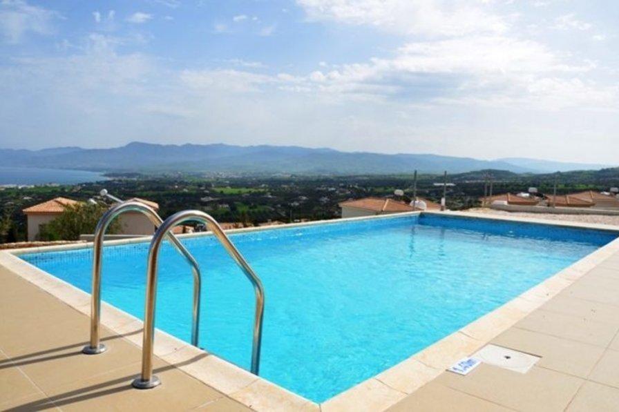 Villla with fabulous panoramic views of Chrysohou Bay Polis 107
