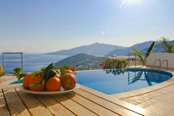 """Villa Ipek """"located in the picturesque resort of Kalkan"""""""
