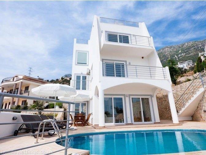 "Villa Ecem ""with Views Overlooking Kalkan Bay and Harbour"""