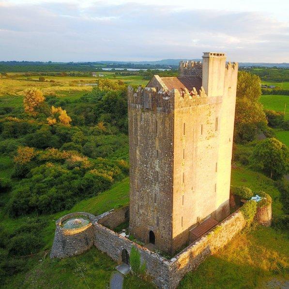 Chateau in Ireland, Ballyporty South: DCIM\100MEDIA\DJI_0147.JPG