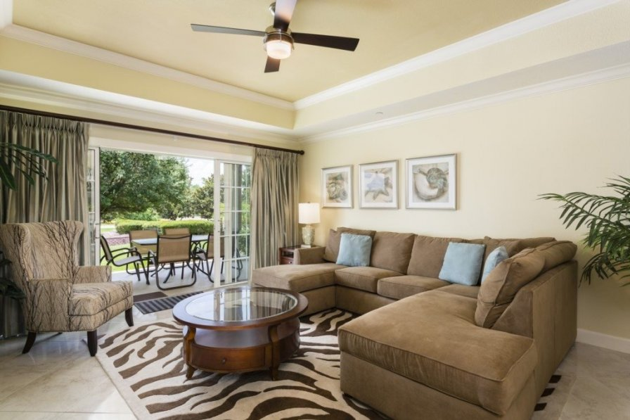 3 Bedroom Luxury Condo on Reunion Resort – W285