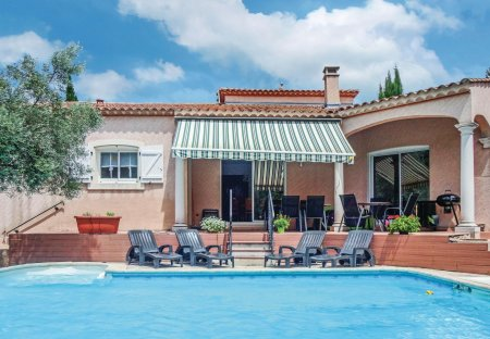 Villa in Lamalou-les-Bains, the South of France