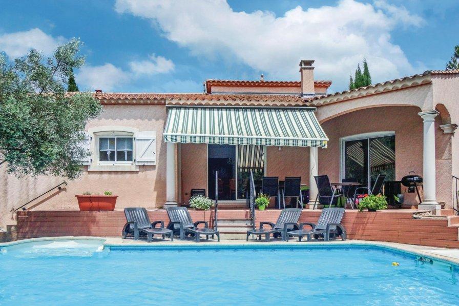 Villa in France, Lamalou-les-Bains