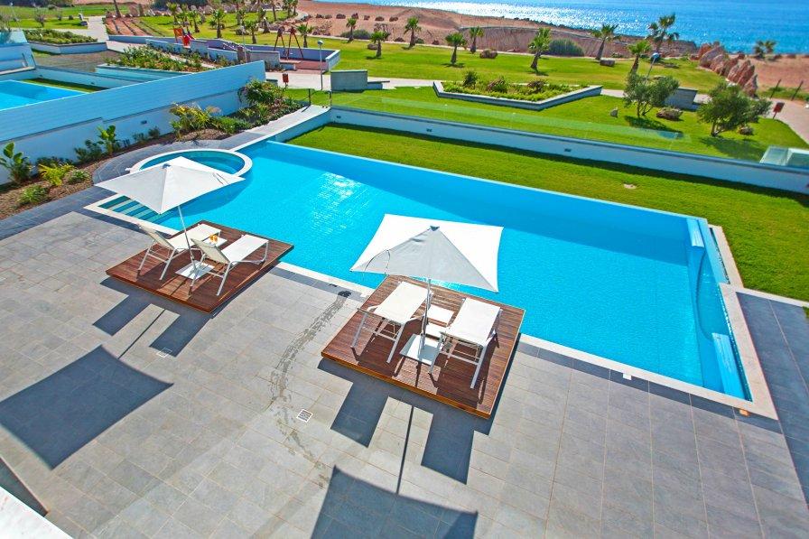 Ammos Seafront Villa #6