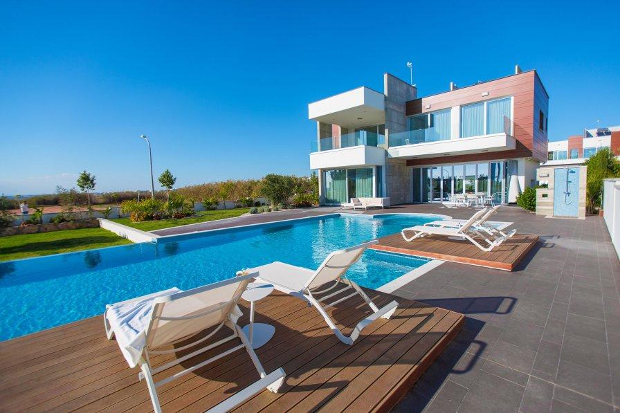Ammos Seafront Villa #2
