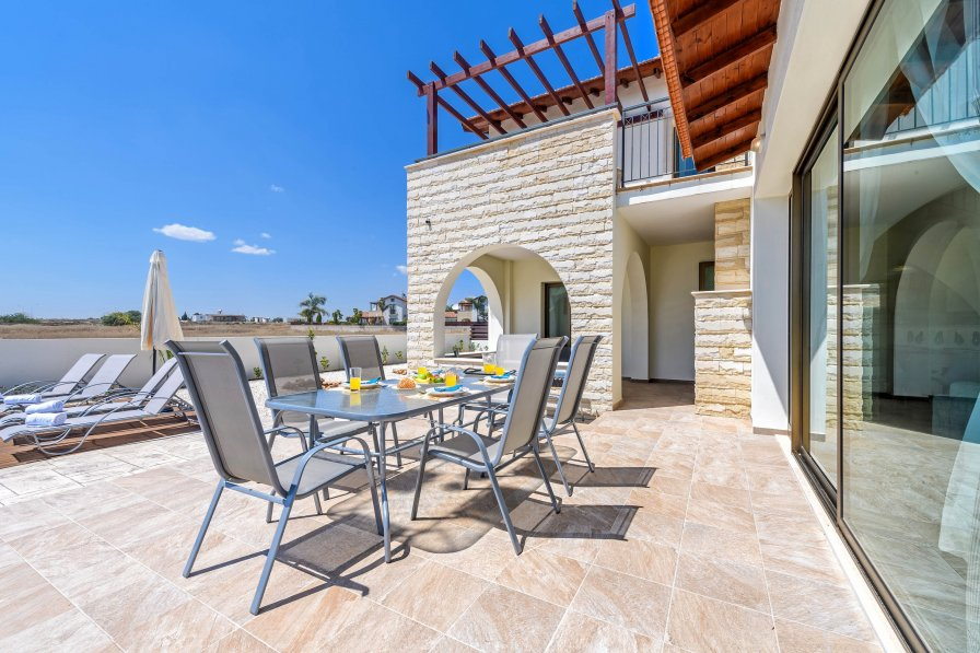 Villa in Cyprus, Famagusta South