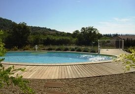 Villa Alarelle, Herault, Languedoc