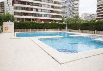 2 bedroom Apartment for rent in Benidorm