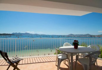 3 bedroom Apartment for rent in Puerto Pollensa