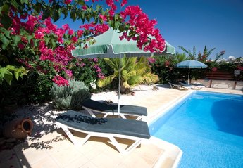 Villa in Cyprus, Mandria: Villa Miya Garden and Pool