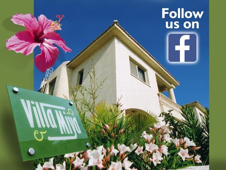 Owners abroad Villa Miya, Mandria, Paphos, FREE WI-FI - no hidden extras