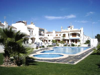 Apartment in Spain, Canal Norte: Welcome to our luxury golf apartment