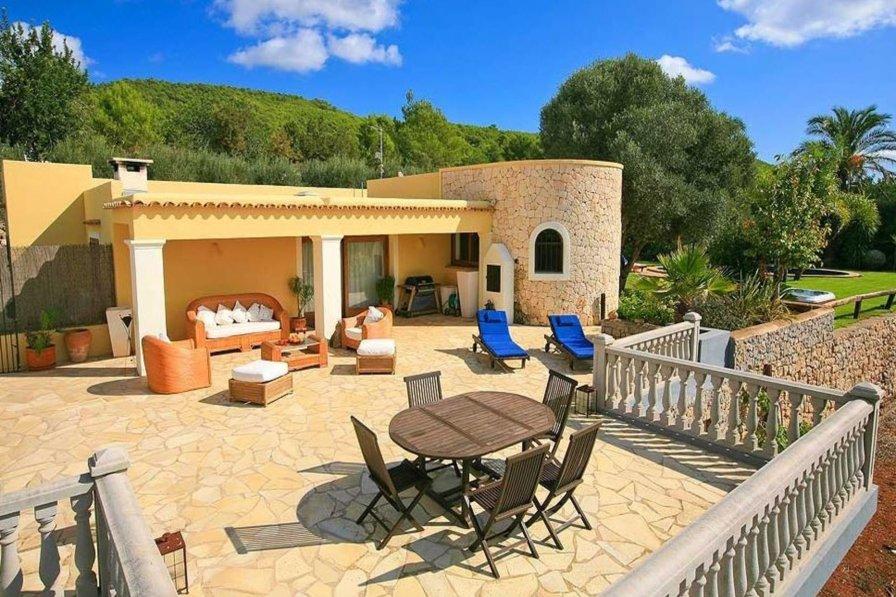Apartment to rent in santa eul ria des riu ibiza with private pool 223136 - Santa eularia des riu ...