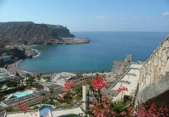 Apartment in Spain, Playa del Cura: View From Balcony