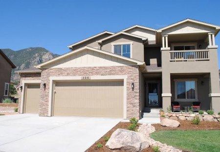 House in Colorado, USA