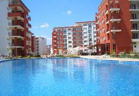 Lovely 2-bedroom apartment in Bulgaria
