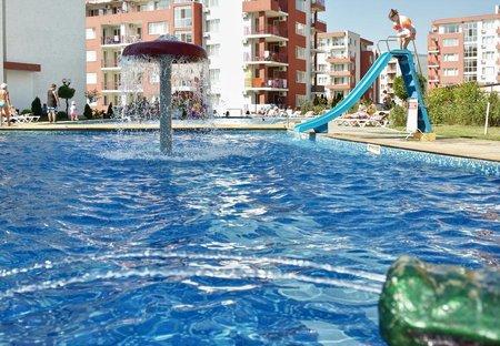 Apartment in Marina View Fort Beach, Bulgaria