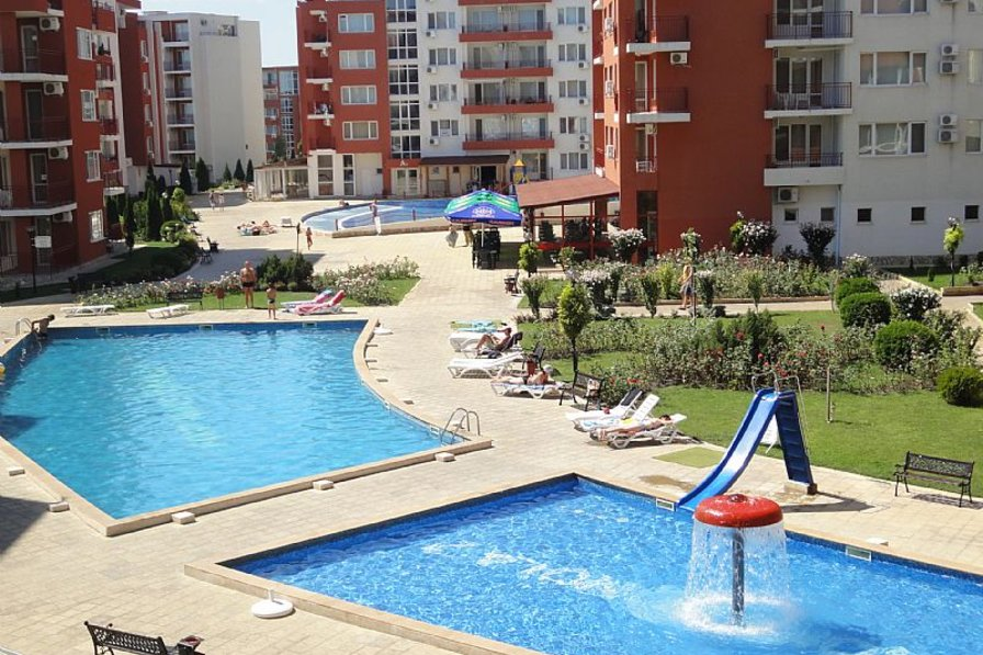 Owners abroad Top 1-bedroom Apartment on the Black Sea Coast