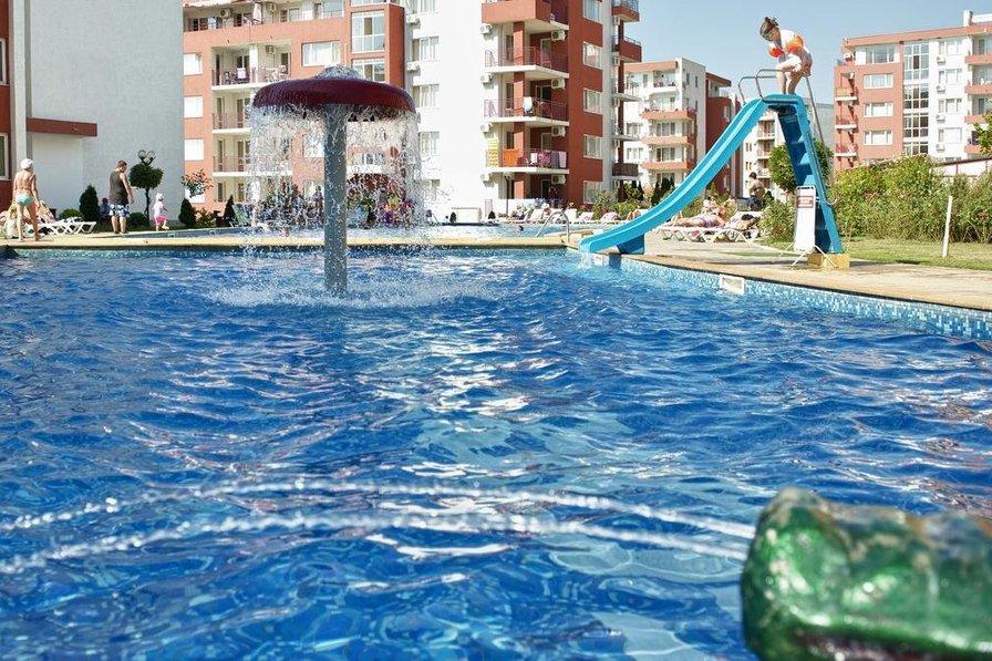 Apartment in Bulgaria, Marina View Fort Beach