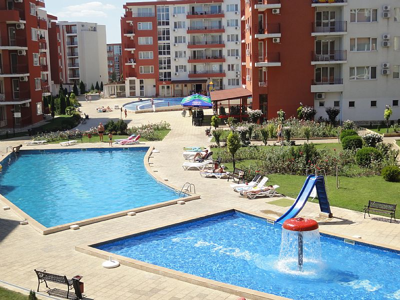 Apartment in Bulgaria, Sveti Vlas