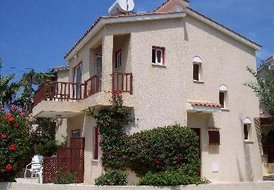 Villa in Kato Paphos, Cyprus: The Villa itself