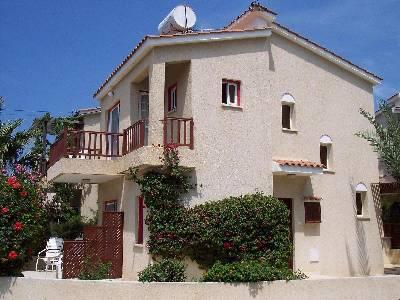 Villa in Cyprus, Kato Paphos: The Villa itself